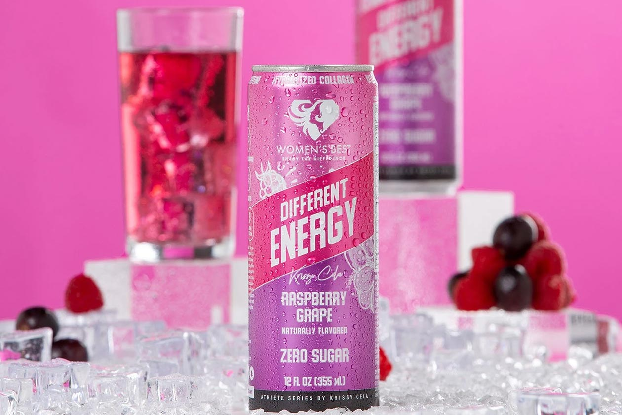 Womens Best Different Energy Drink