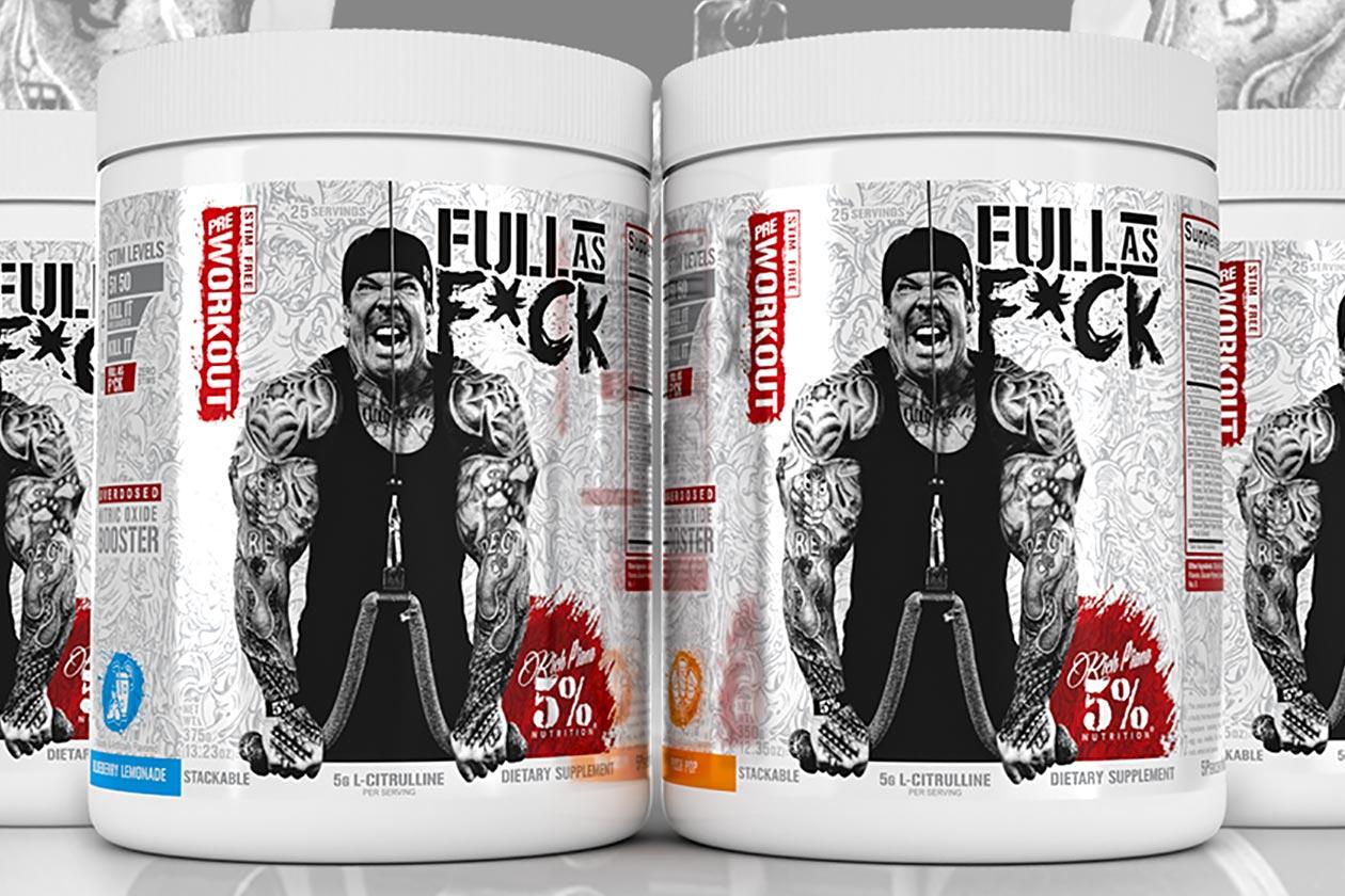 5 Nutrition Legendary Series Full As Fck