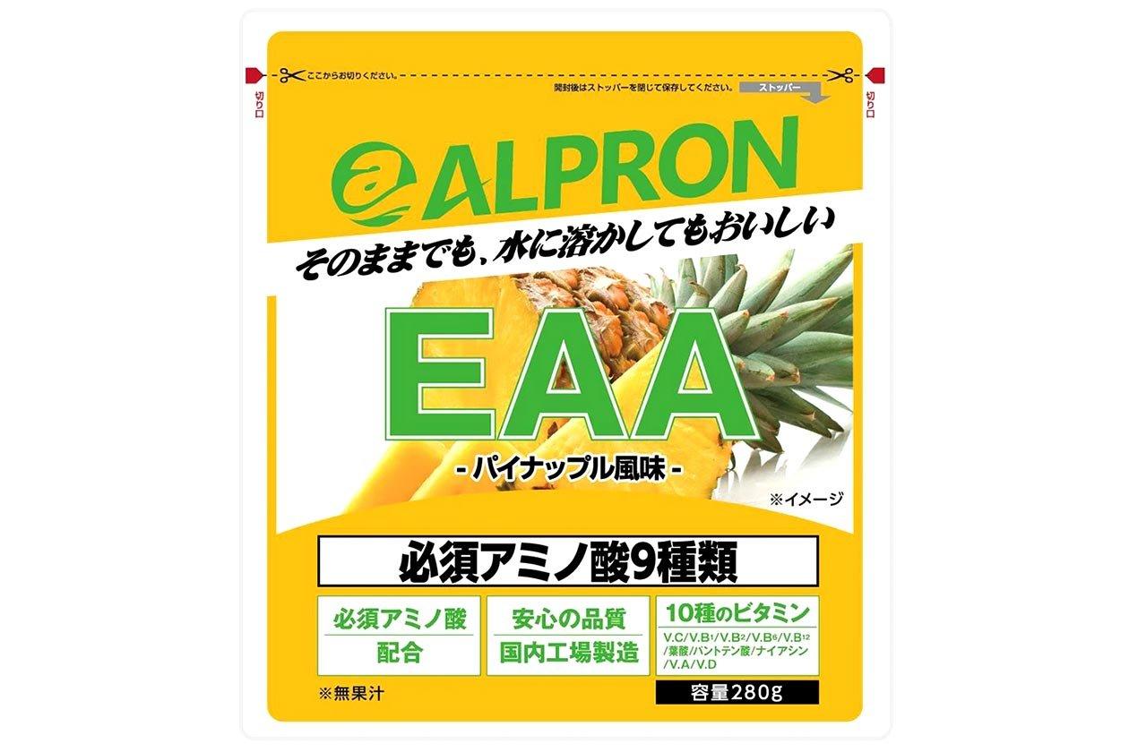 Alpron Flavored Eaa