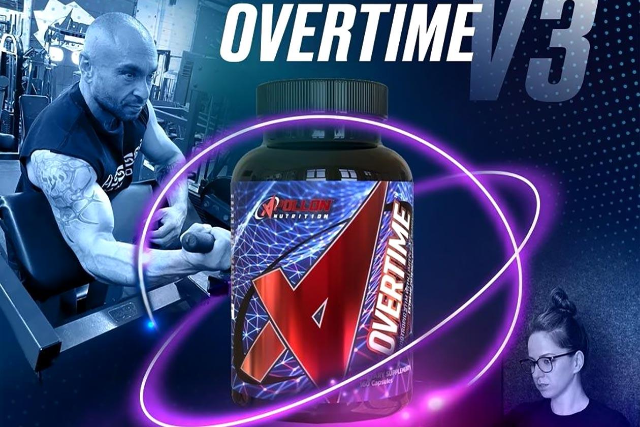 Apollon Nutrition Overtime V3