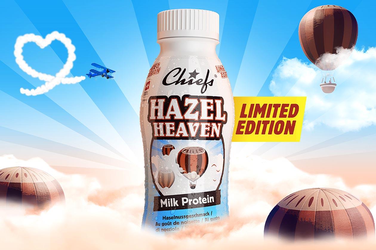Chiefs Hazel Heaven Shake And Pudding