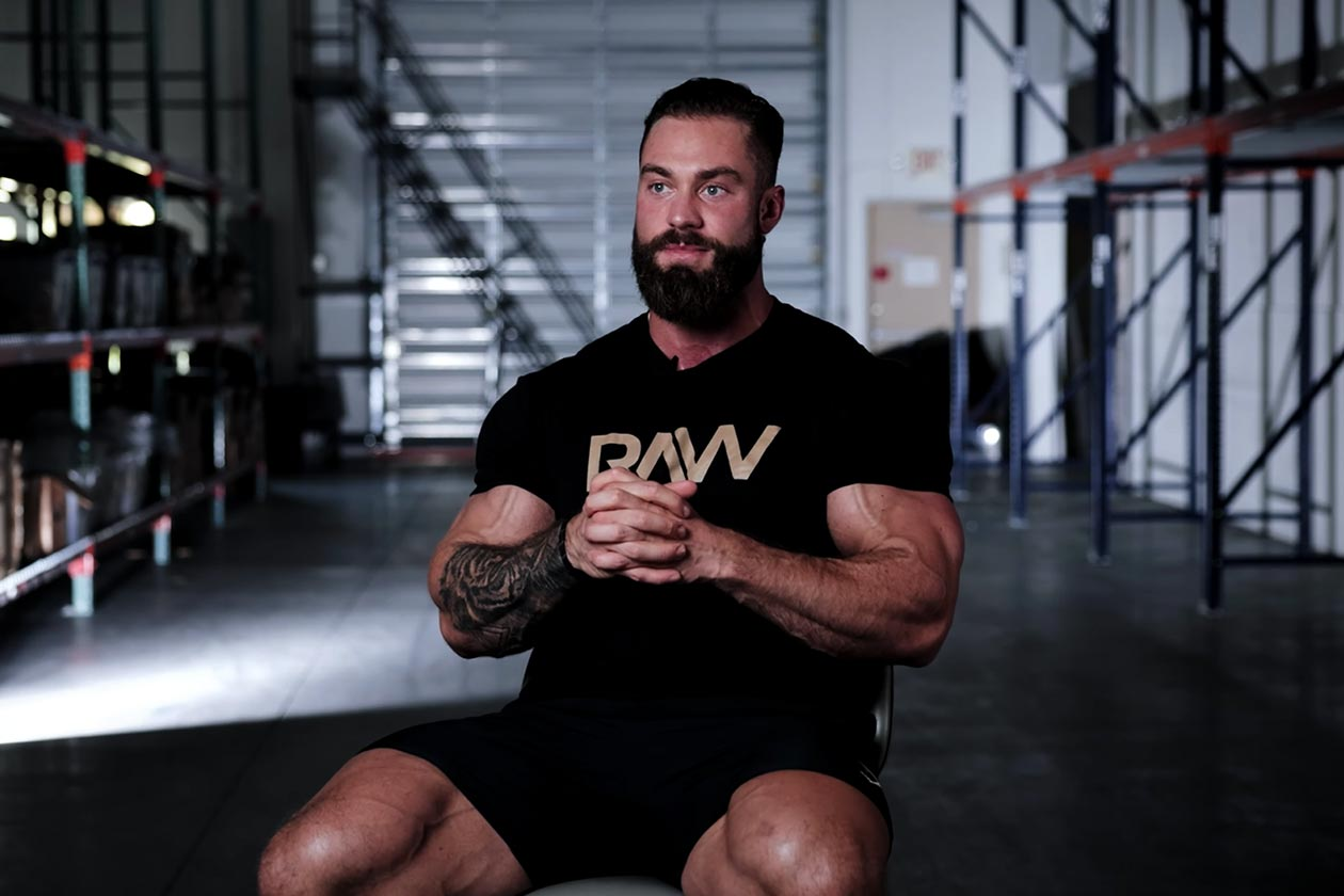 Chris Bumsted becomes co-owner in the fast-growing Raw Nutrition