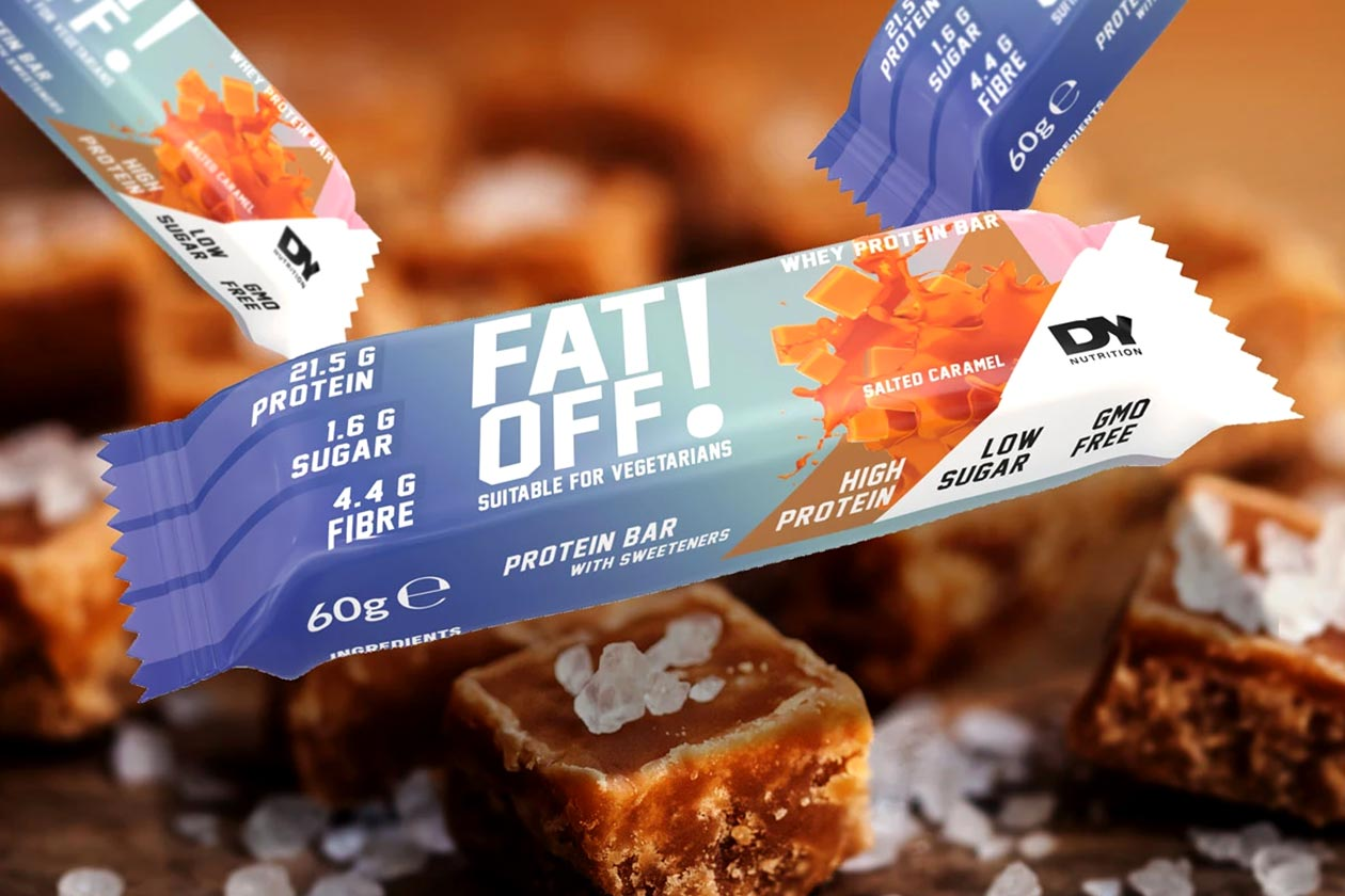 Dy Nutrition Fat Off Protein Bar