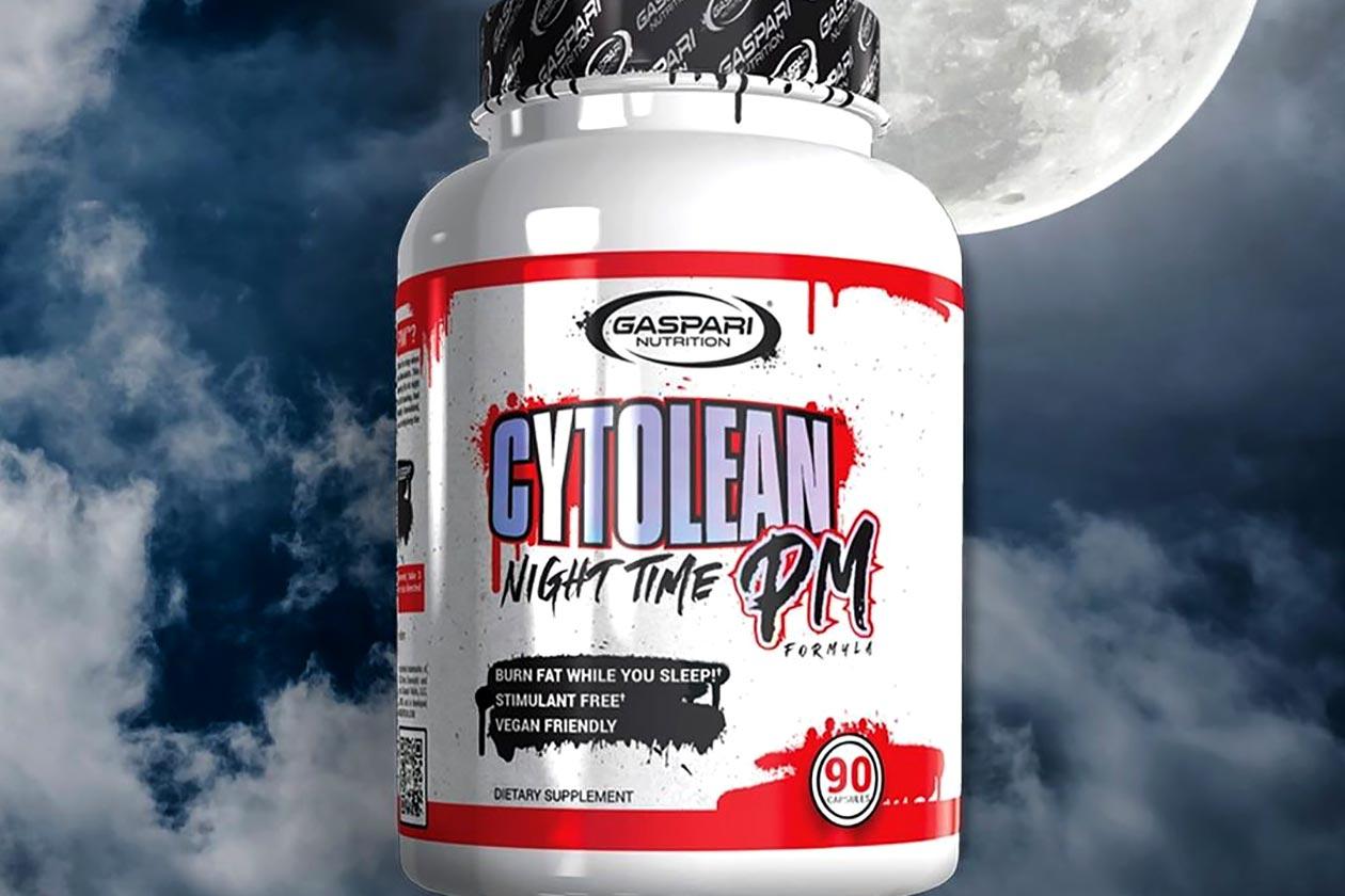 Gaspari Cytolean Night Time Pm
