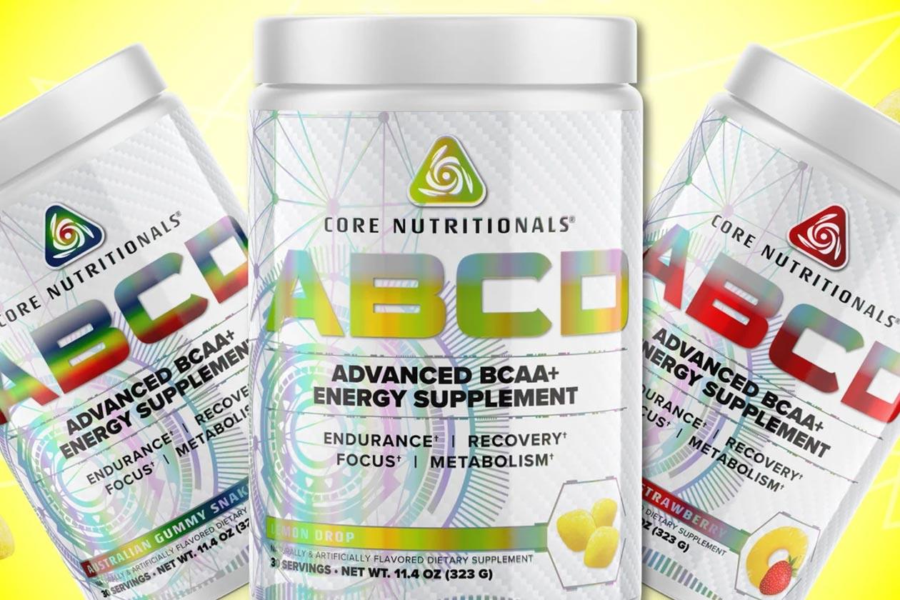 Lemon Drop Core Abcd