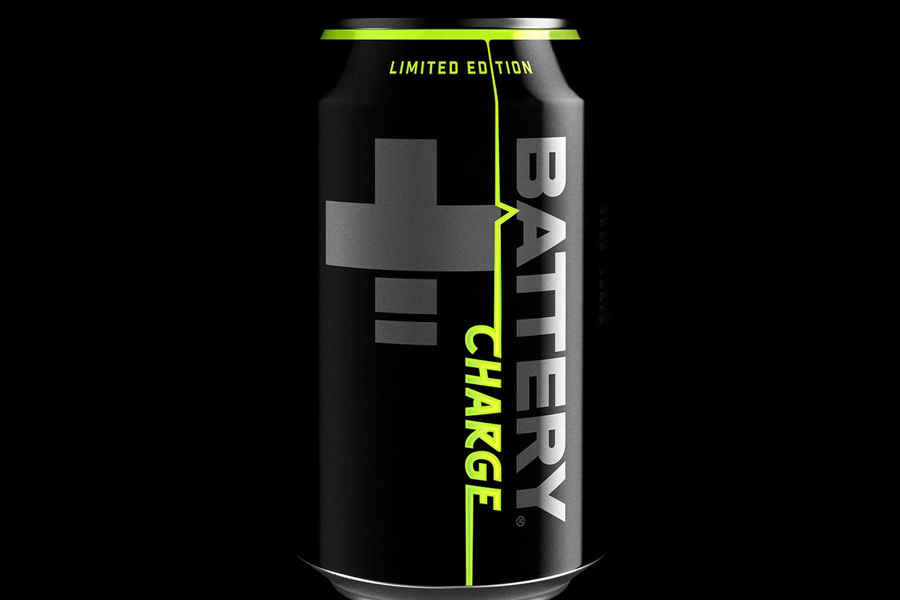 Limited Edition Battery Charge Lime Chili