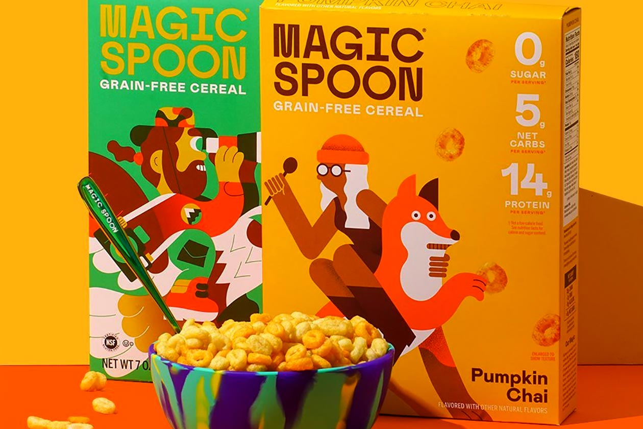 Magic Spoon Seasonal Flavors Return
