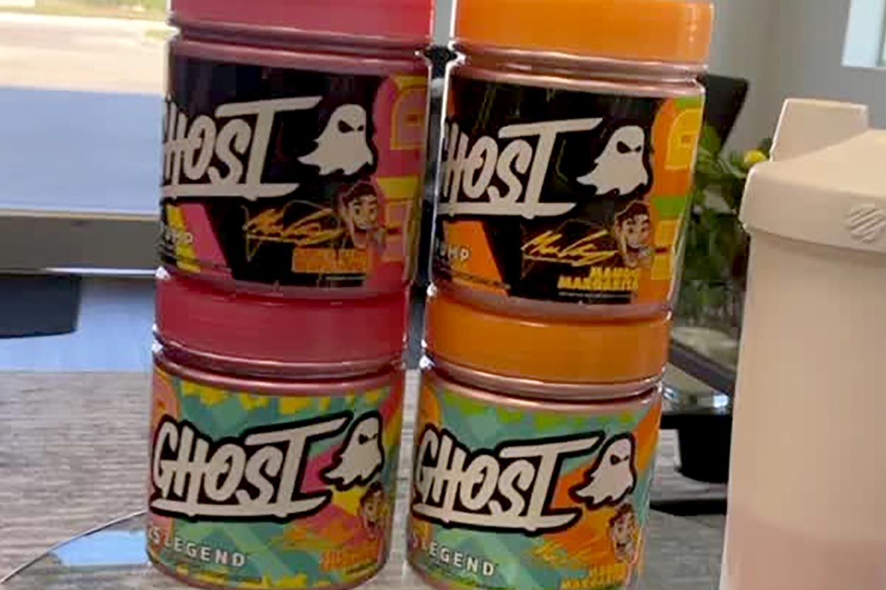 Maxx Chewning Ghost Season Four Collaborations