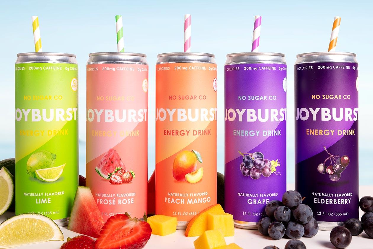 No sugar snack specialist No Sugar Co unveils its zero calorie energy drink