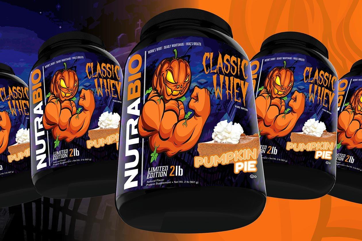 Nutrabio Pumpkin Pie Classic Whey