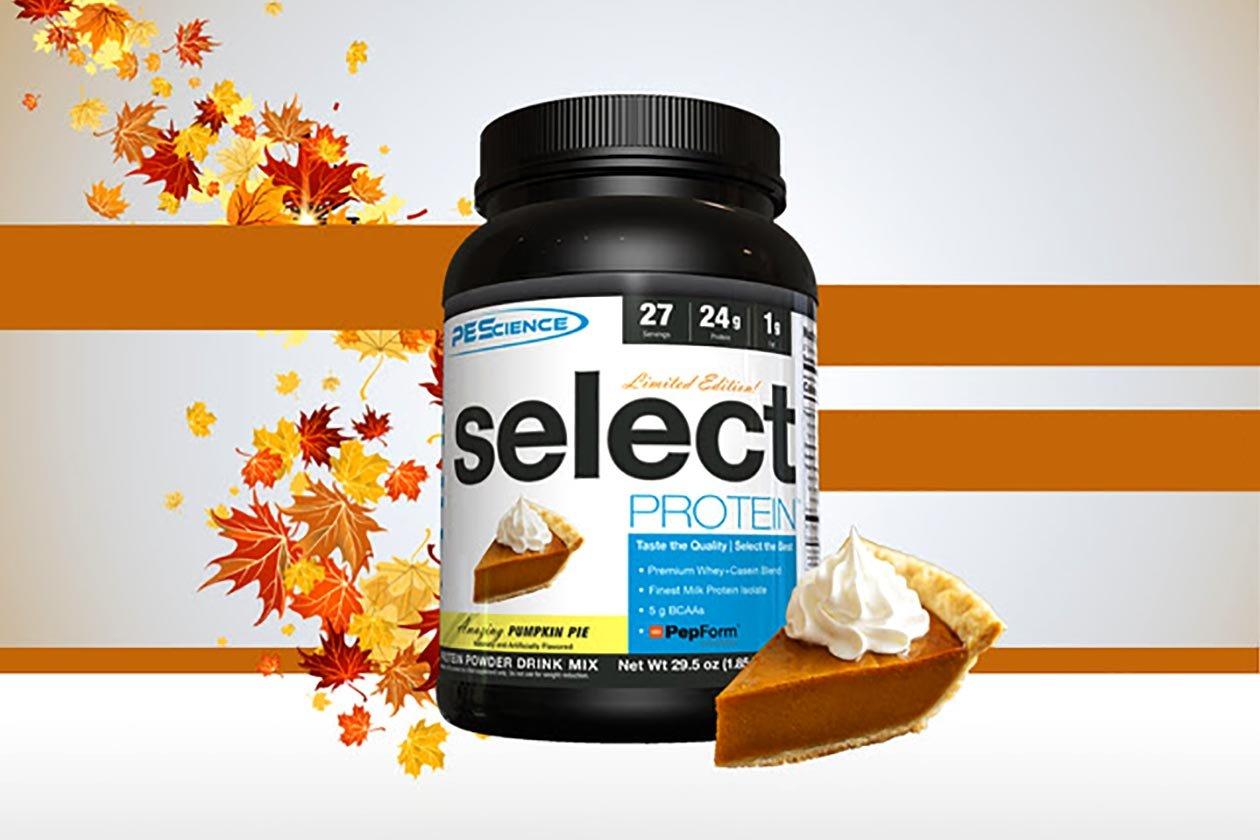 Pescience Pumpkin Pie Select Protein