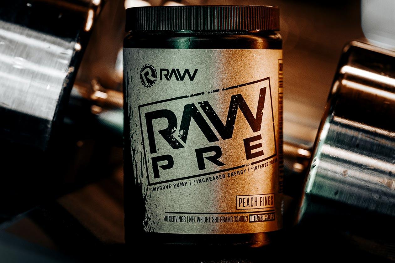 Raw Pre Permanent Price Drop