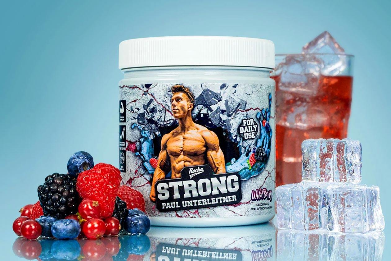 Rocka Nutrition Fizzy Peach Strong