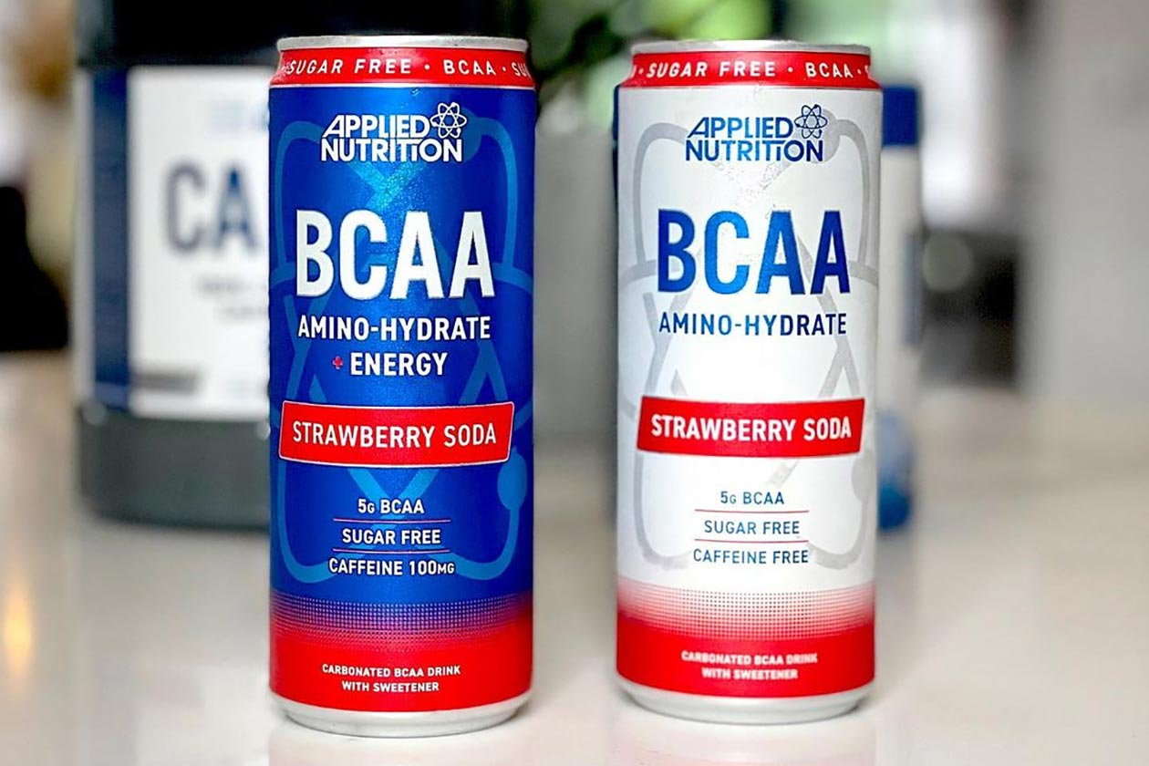 Applied Nutrition Bcaa Beverages