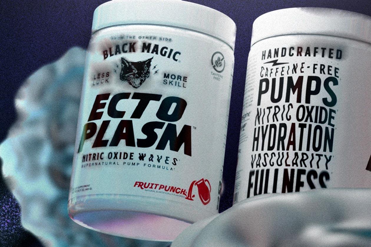 Black Magic Ecto Plasm