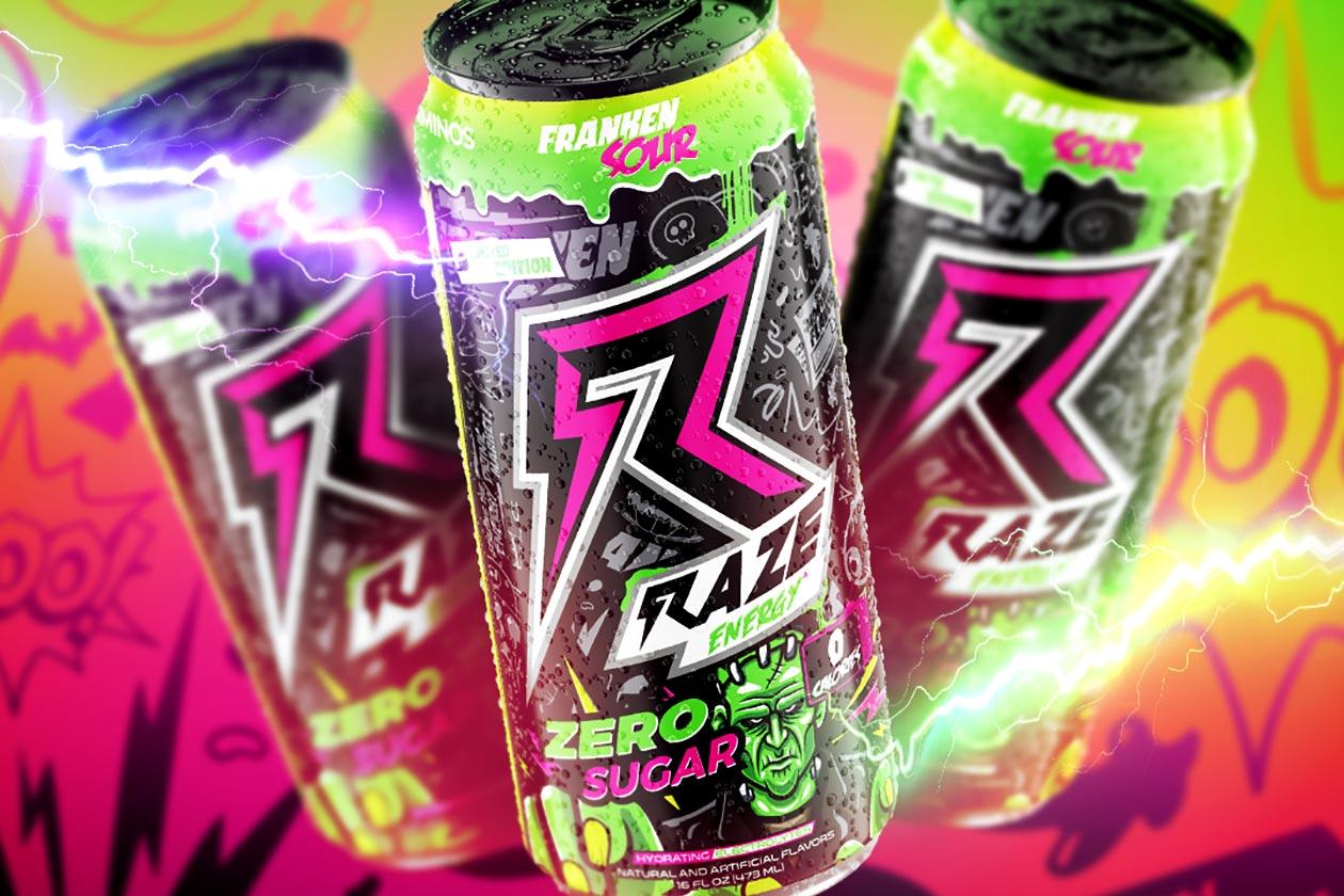 Franken Sour Raze Energy Drink