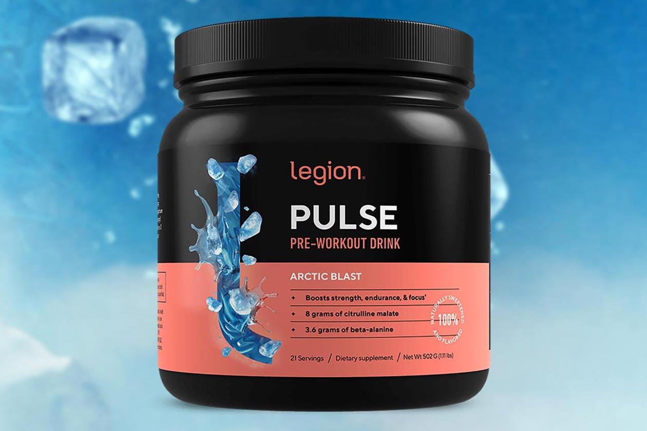 Legion Arctic Blast Pulse