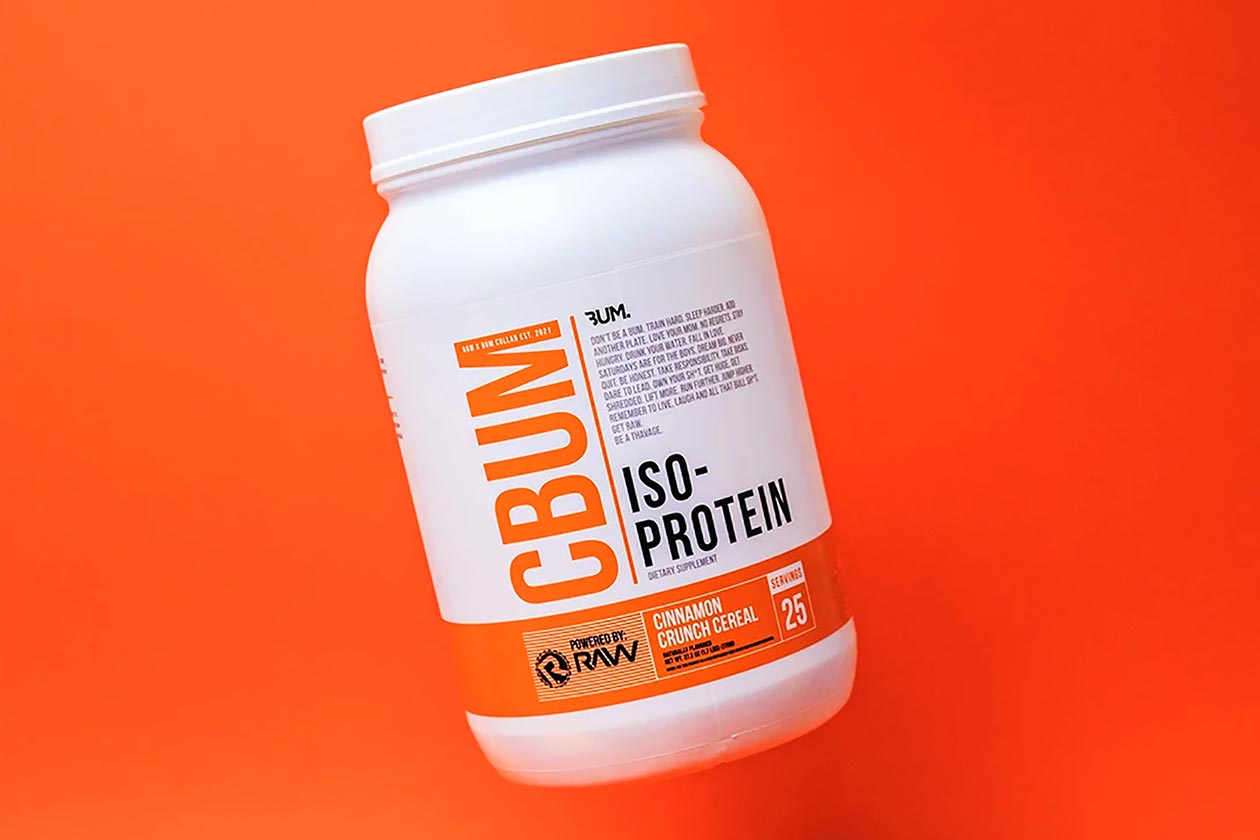 Raw Nutrition Iso Protein