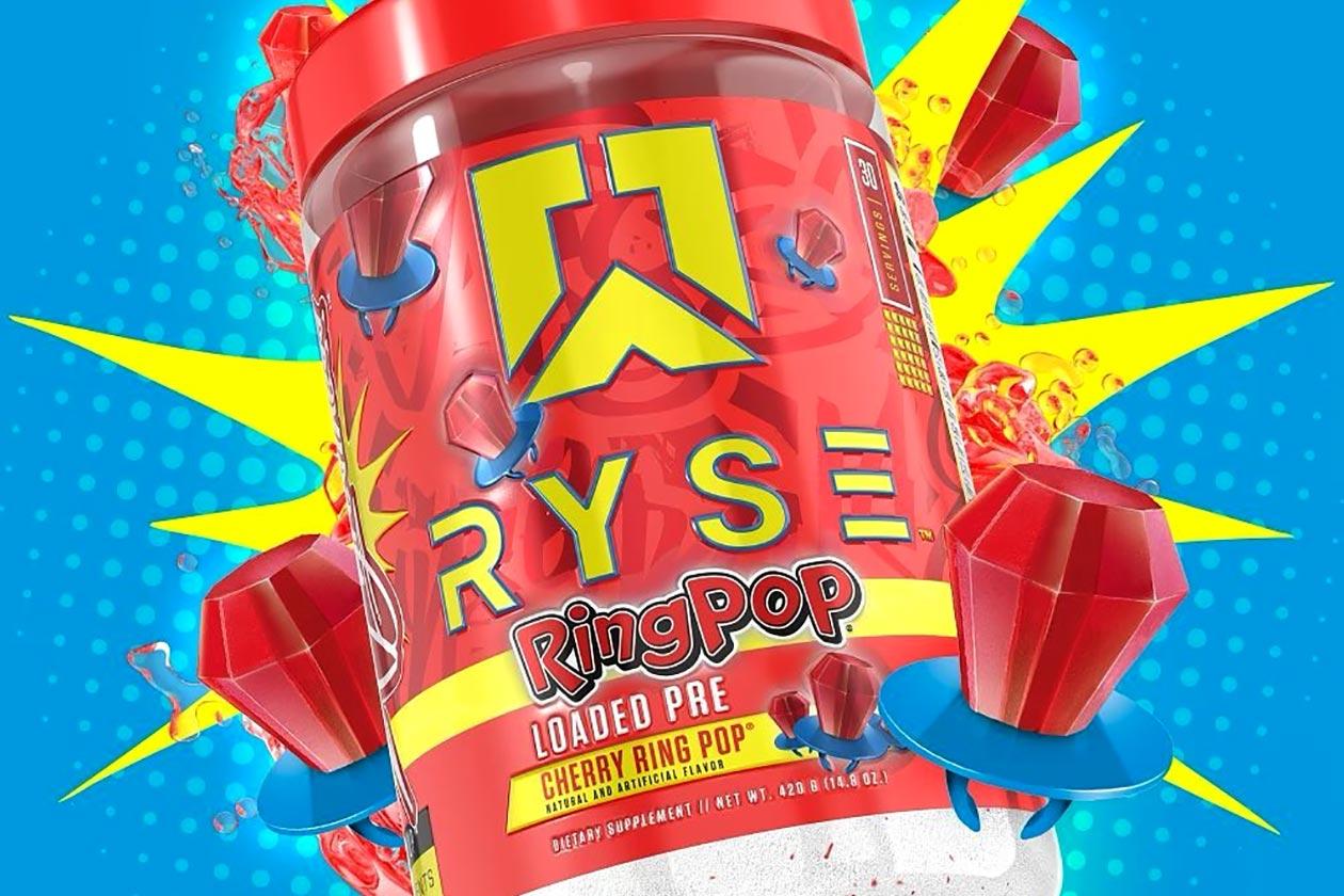 Ryse Ringpop Loaded Pre