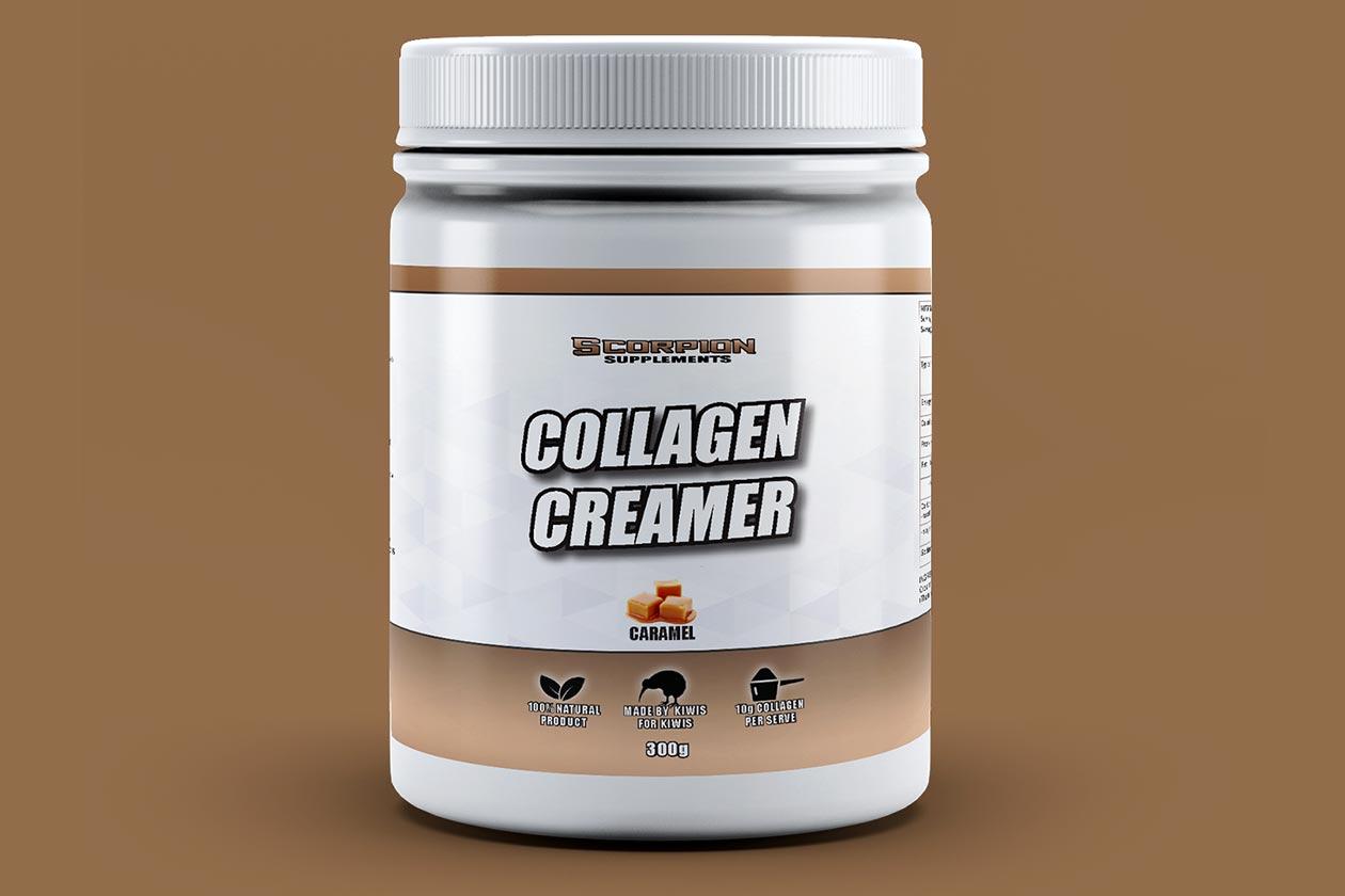 Scorpion Collagen Creamer