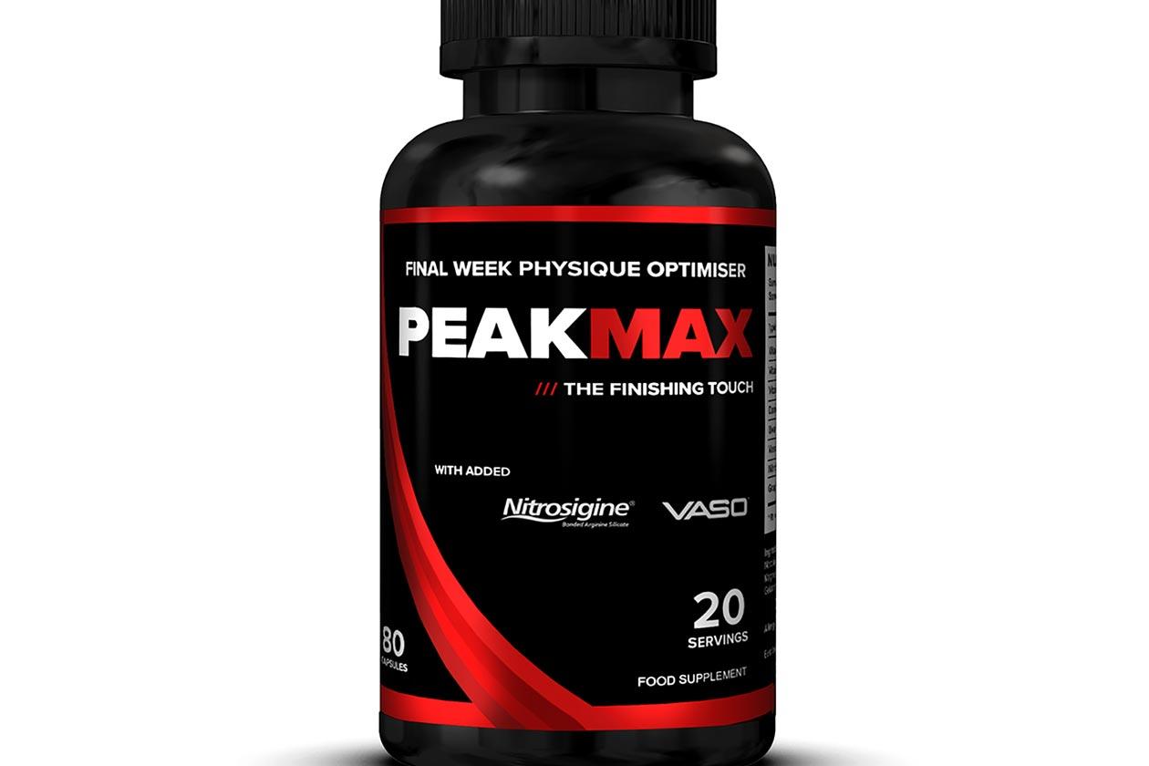Strom Sports Peakmax